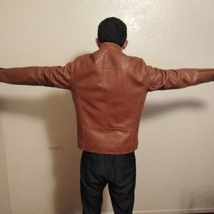 POLO LEATHER JACKETS